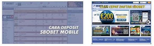 Panduan deposit di Sbobet